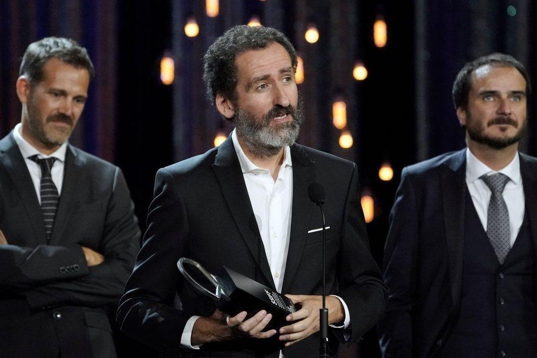 Jon Garaño, Aitor Arregi y José Mari Goenaga - 'La trinchera infinita'