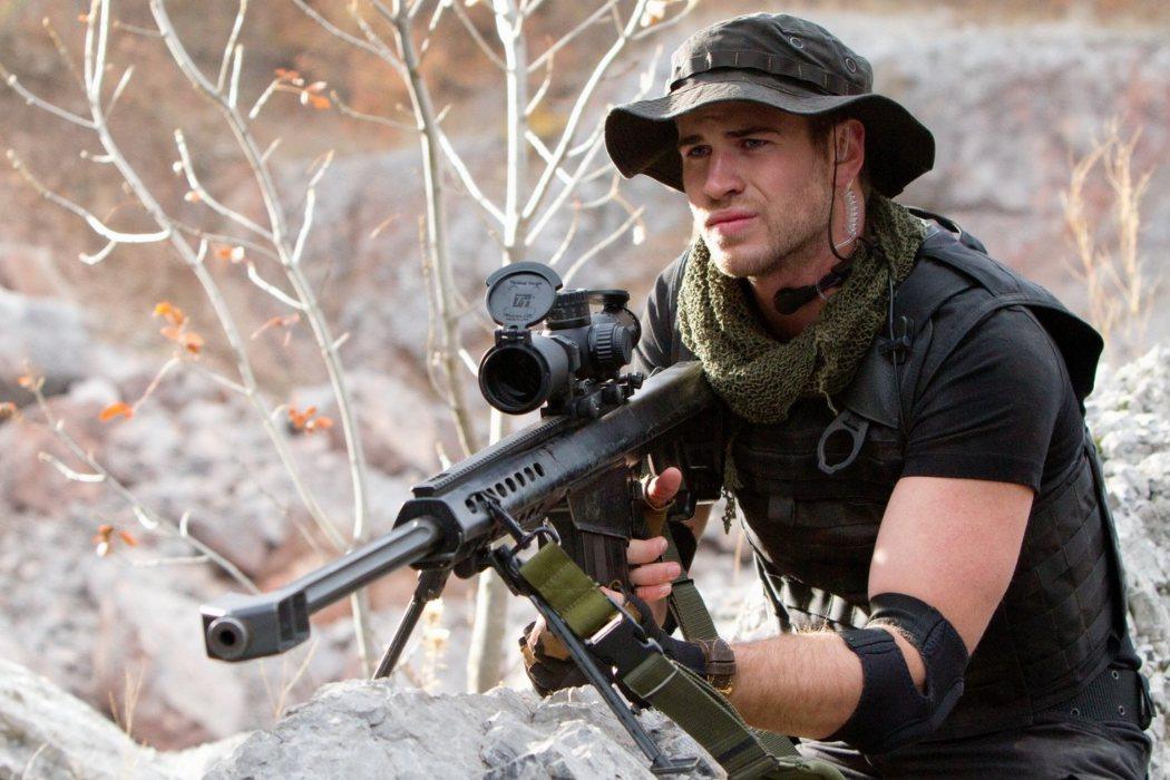 'Los mercenarios 2', su paso a las cintas de acción
