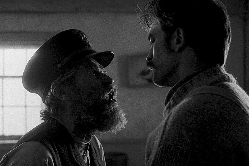 Olvido: Robert Pattinson y Willem Dafoe