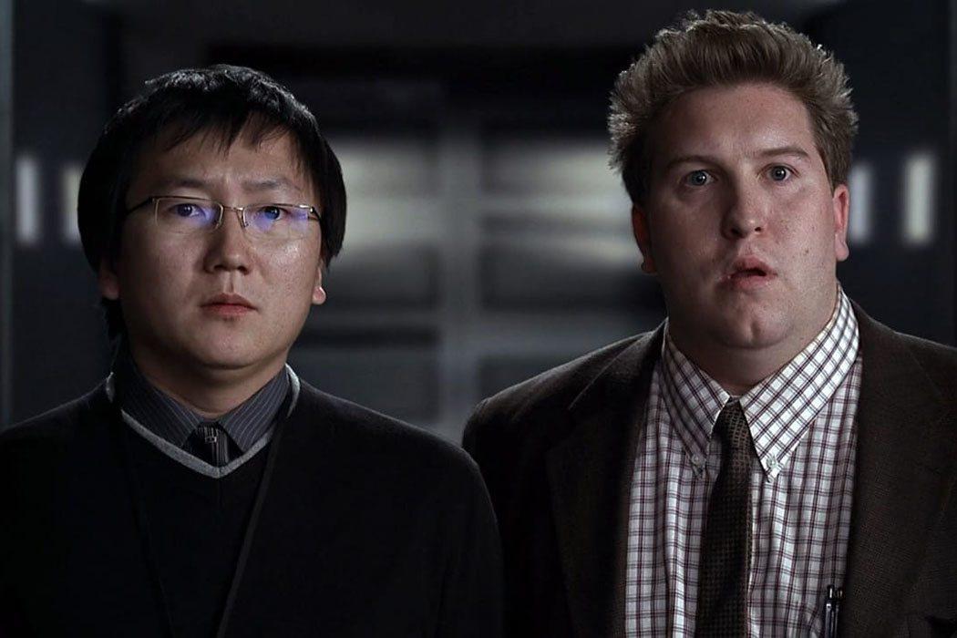 Superagente 86: Bruce y Lloyd fuera de control