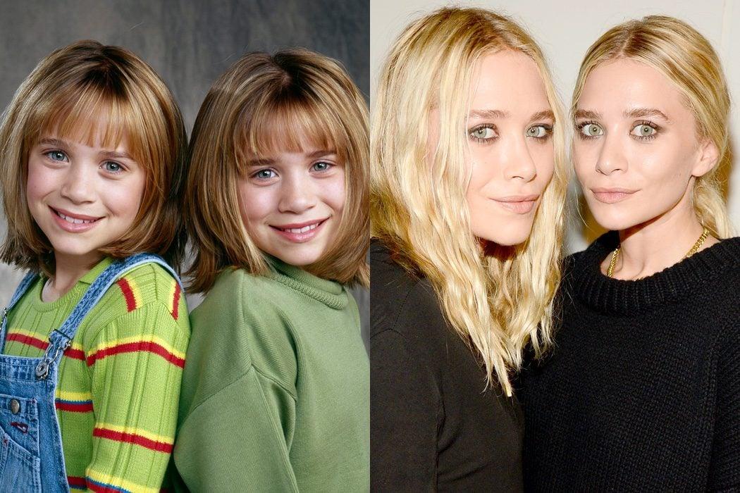 Las hermanas Olsen, de actrices a diseñadoras