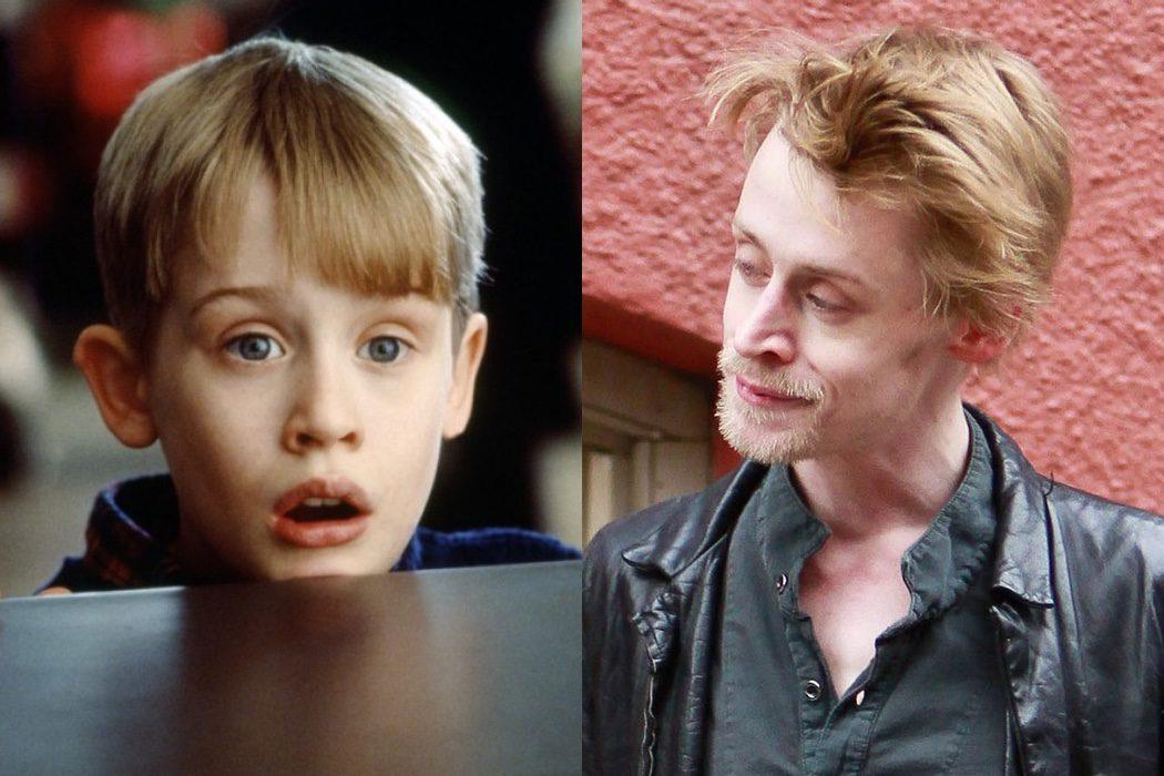 Macaulay Culkin, el niño rico