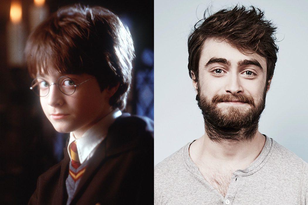 Daniel Radcliffe, la magia del desnudo