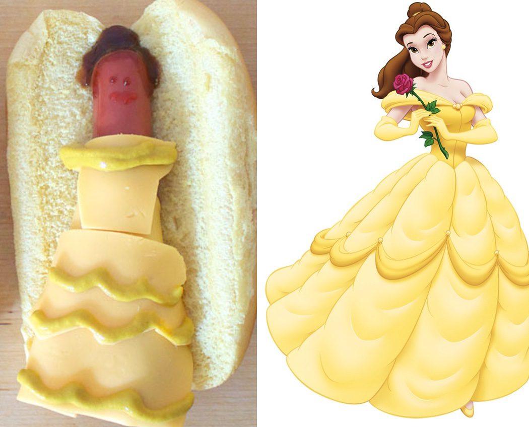 Hot Dog Bella