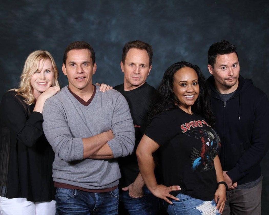 'Mighty Morphin Power Rangers', de nuevo juntos