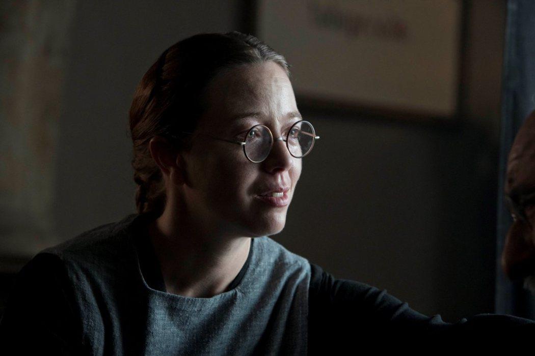 Ainhoa Santamaría por 'Mientras dure la guerra'