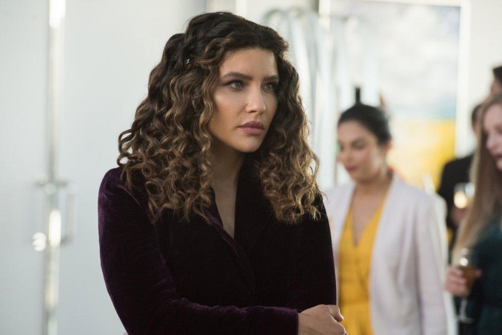 Juliana Harkavy interpretará al personaje de Dinah
