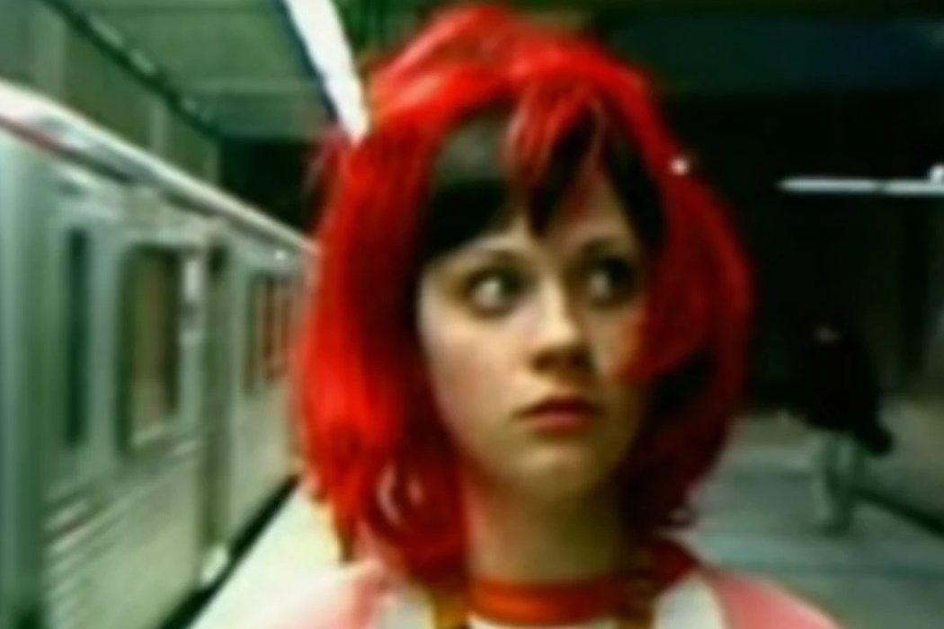Reina del videoclip