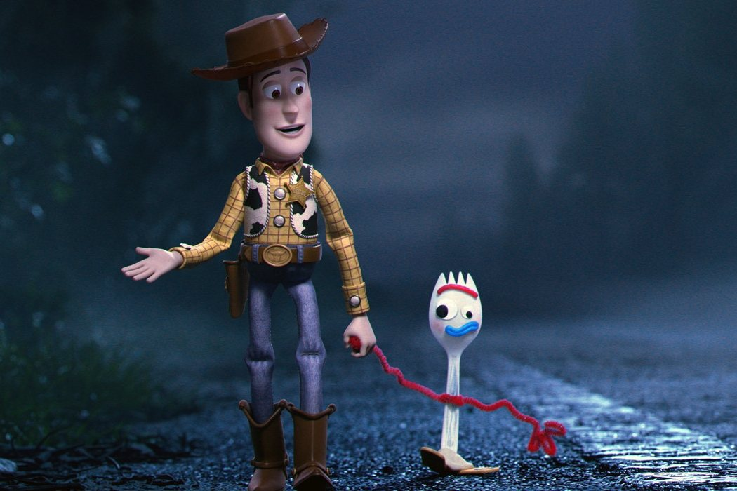 'I Can't Let You Throw Yourself Away' - 'Toy Story 4'