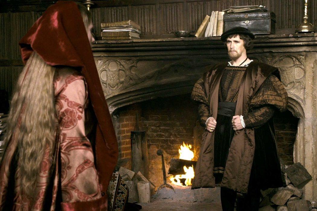 Sir Thomas Bolena en 'Las hermanas Bolena'