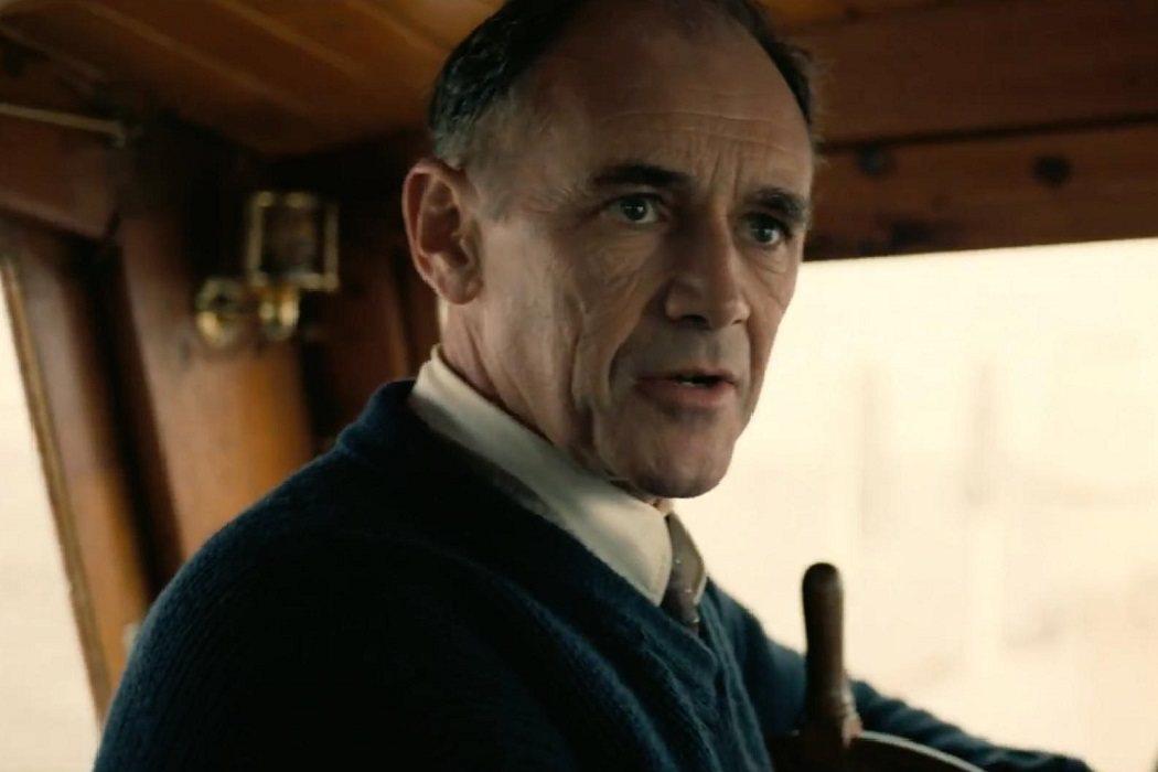 Mr. Dawson en 'Dunkerque'