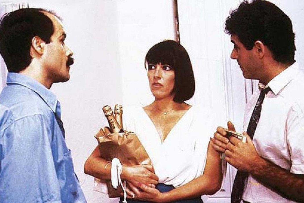 'Sé infiel y no mires con quién' (1985)