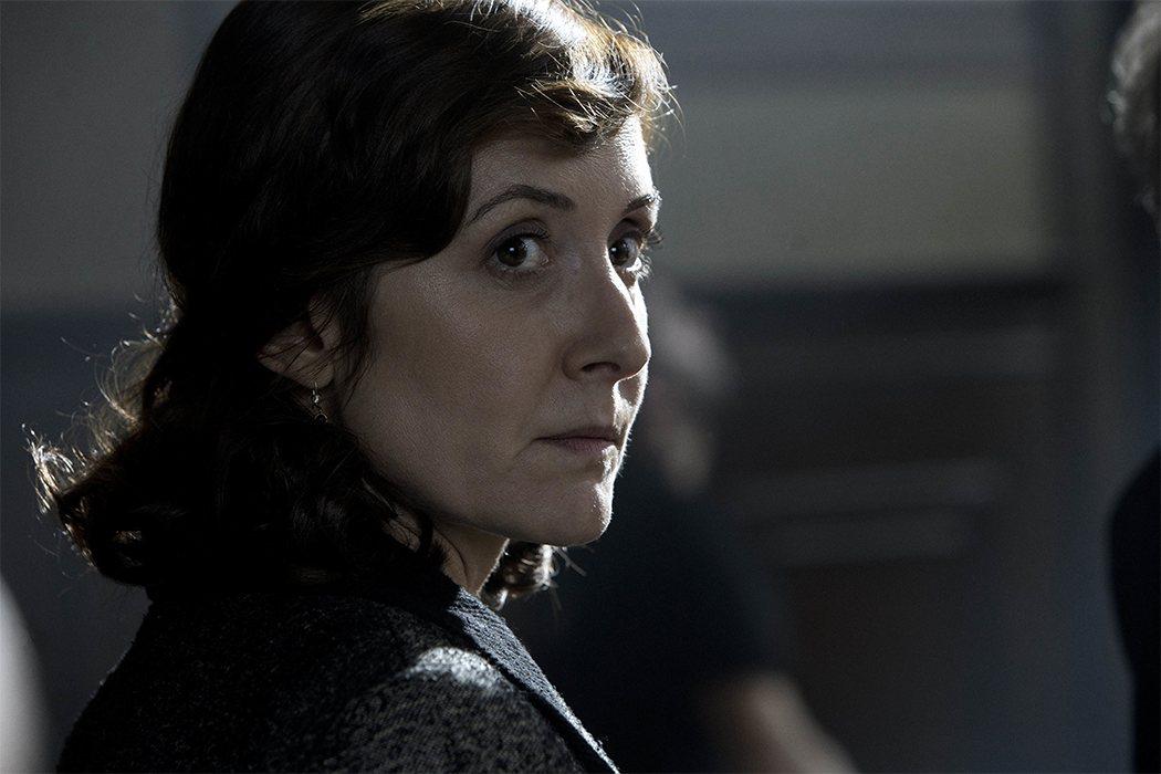 Nathalie Poza por 'Mientras dure la guerra'