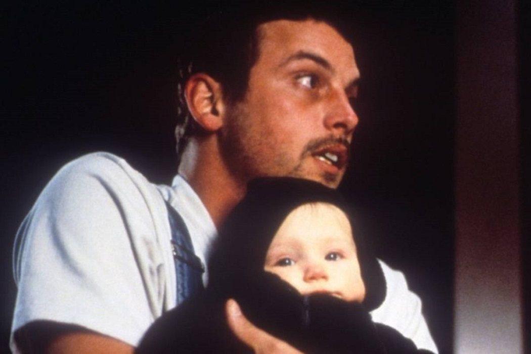 'Dos granujas y un bebé'