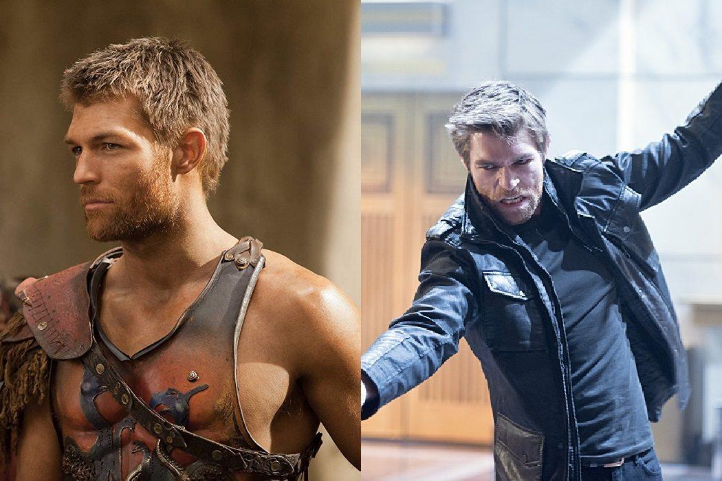 Liam McIntyre (Spartacus)