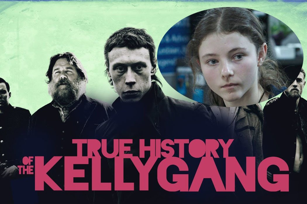 Thomasin McKenzie - 'The True History of the Kelly Gang'