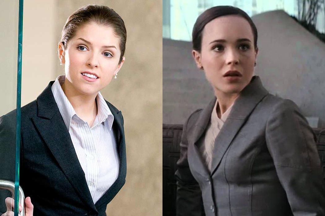 Ellen Page iba a aparecer en la película