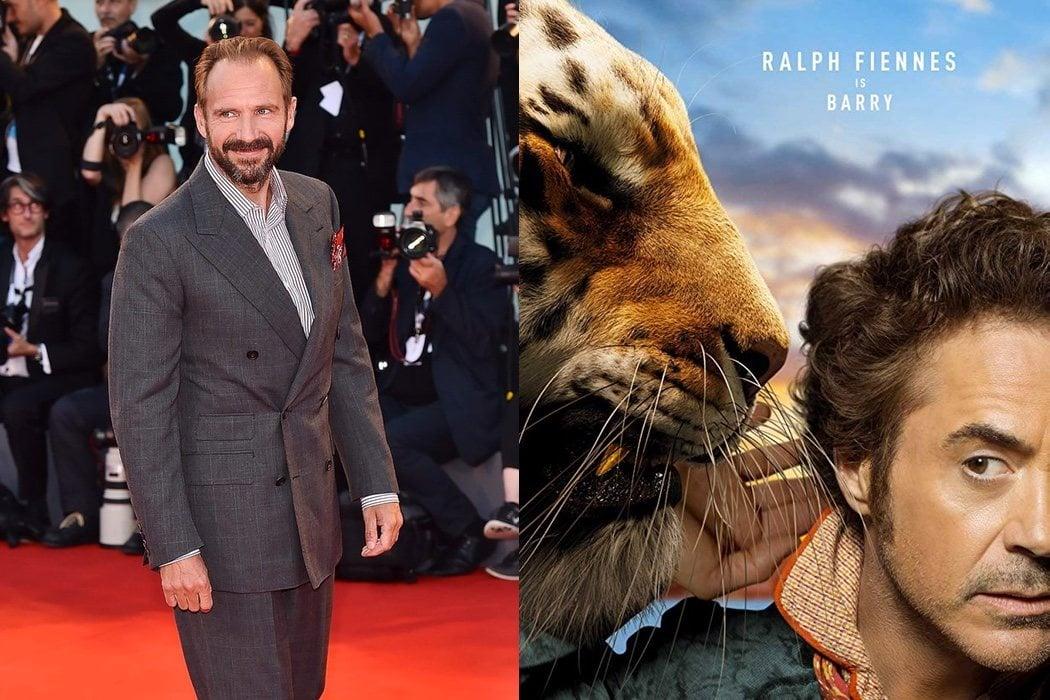 Ralph Fiennes - Barry