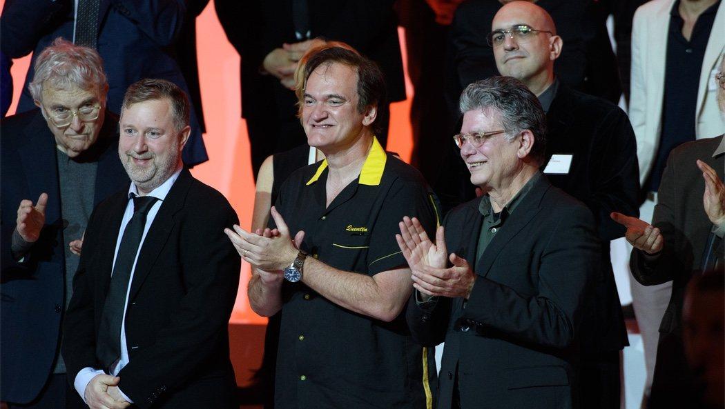 Greg Butler, Quentin Tarantino y Steven Zaillain