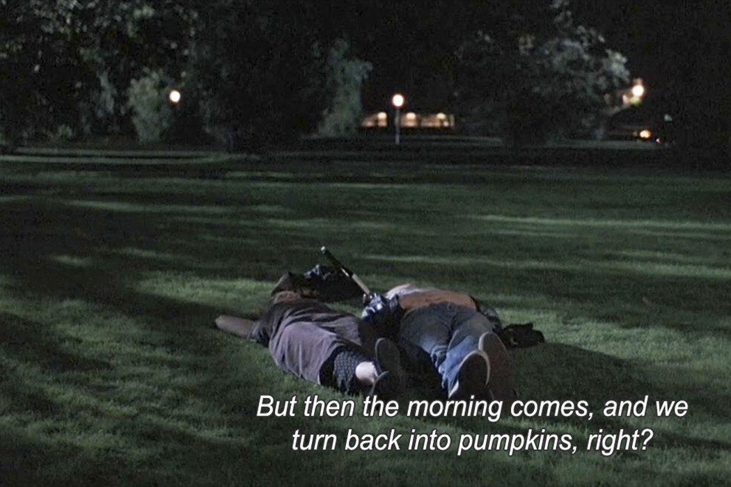 'Antes del amanecer'