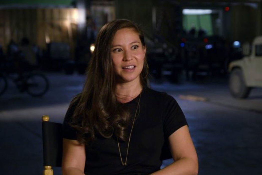 Christina Hodson (La guionista)