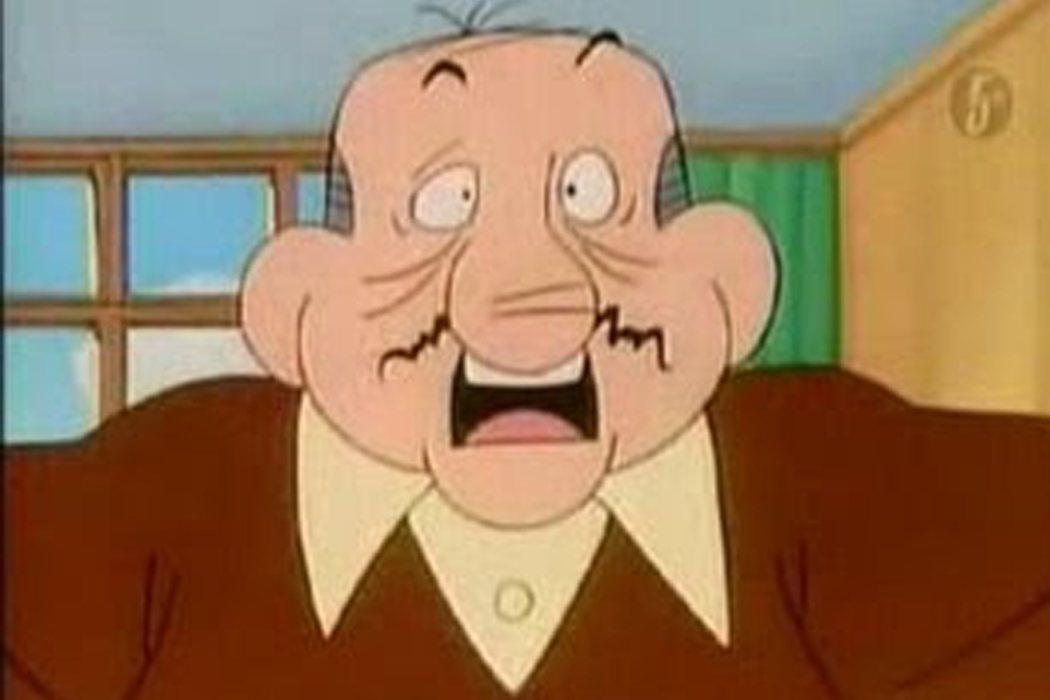 Señor Wilson en 'Daniel, el travieso' (1986-1988)