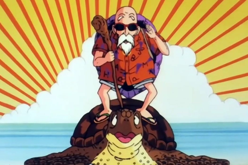 Maestro Muten Roshi en 'Dragon Ball' (1989-actualidad)