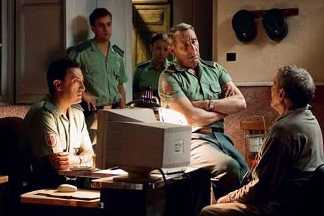 Rovira en 'La noche de los girasoles' (2006)
