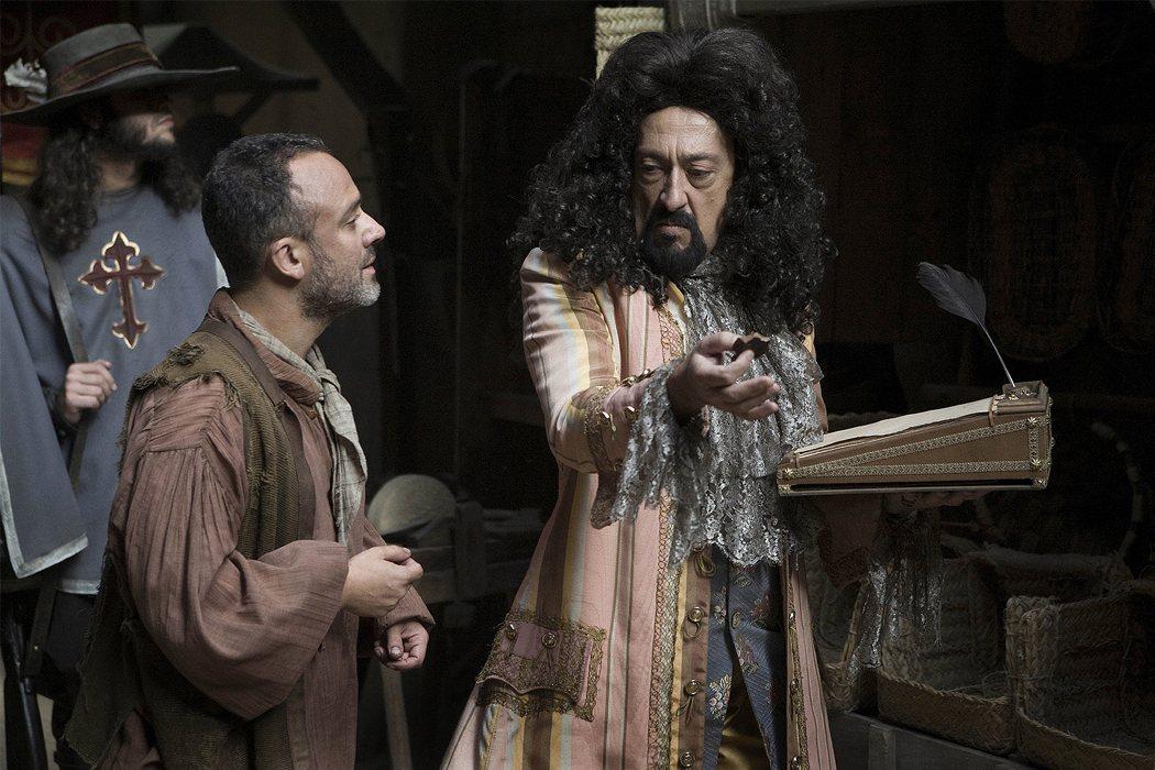 Antoine en 'Águila Roja. La película' (2011)