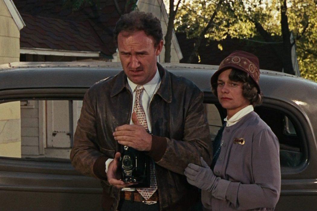 Buck Barrow en 'Bonnie & Clyde'