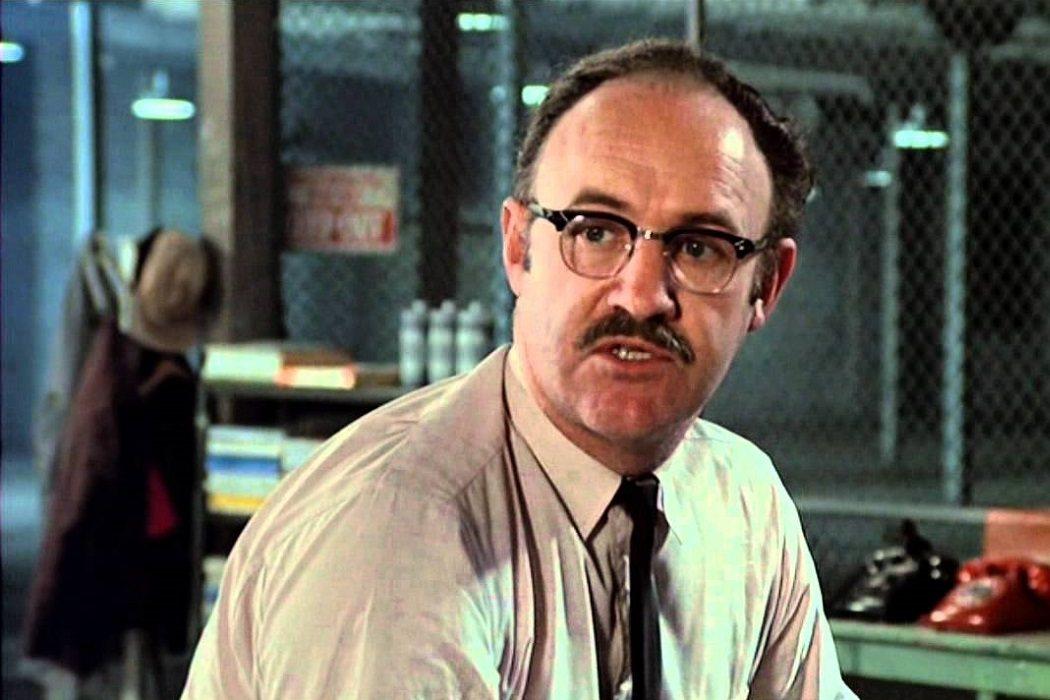 Harry Caul en 'La conversación'