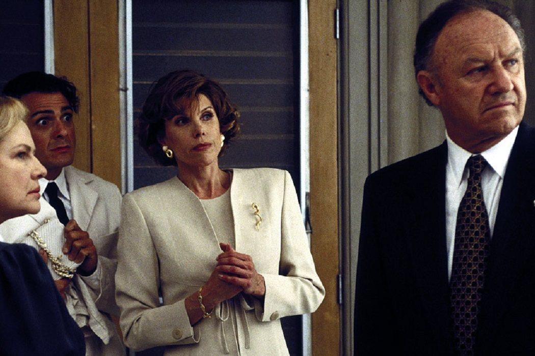Senador Keeley en 'Una jaula de grillos'