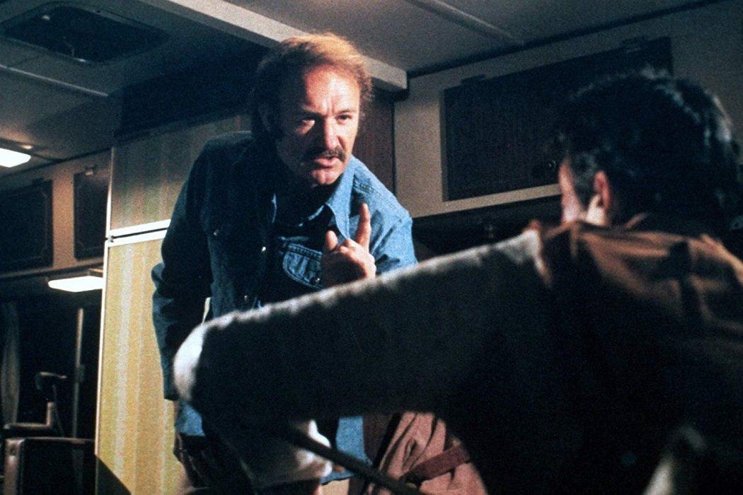 Harry Moseby en 'La noche se mueve'