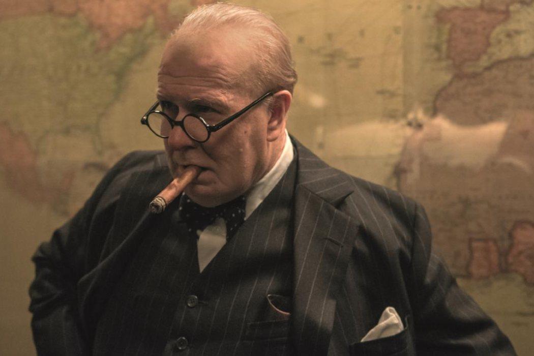 Gary Oldman - Winston Churchill ('El instante más oscuro')