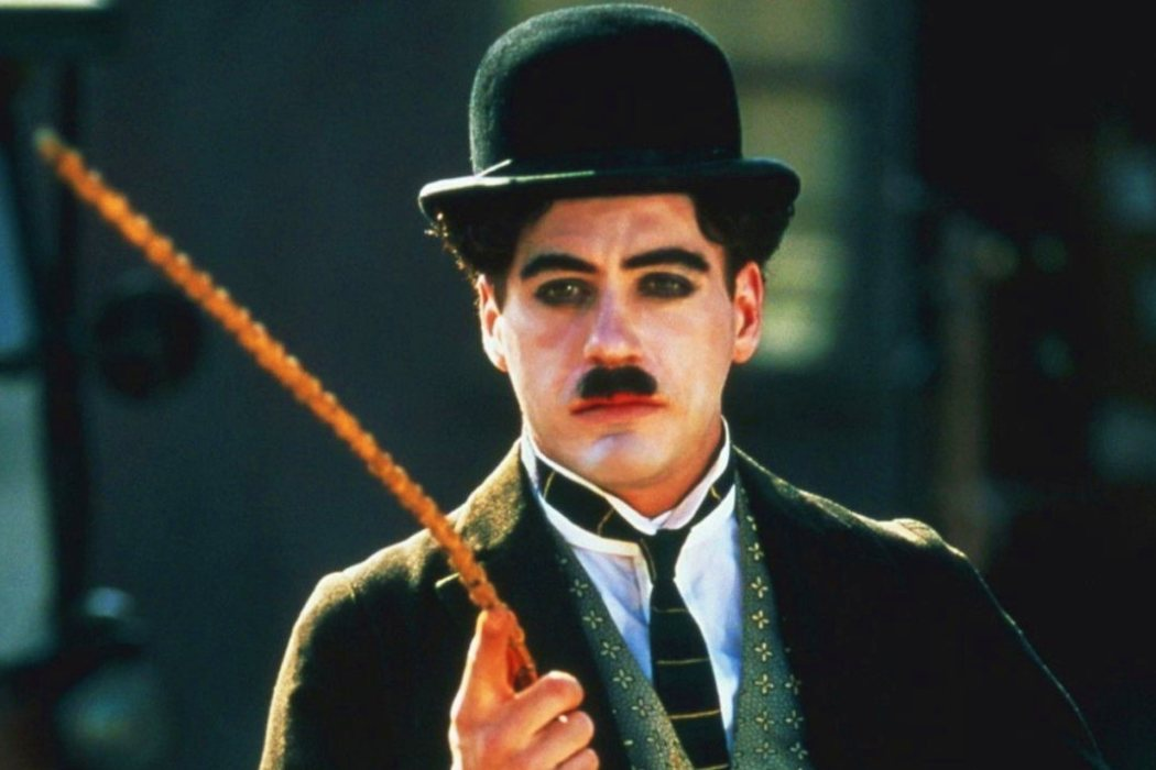 Robert Downey Jr. - Charles Chaplin ('Chaplin')