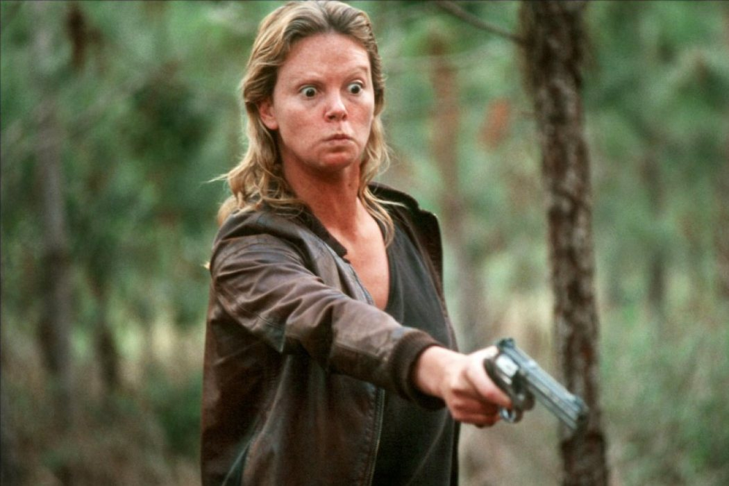 Charlize Theron - Aileen Wuornos ('Monster')