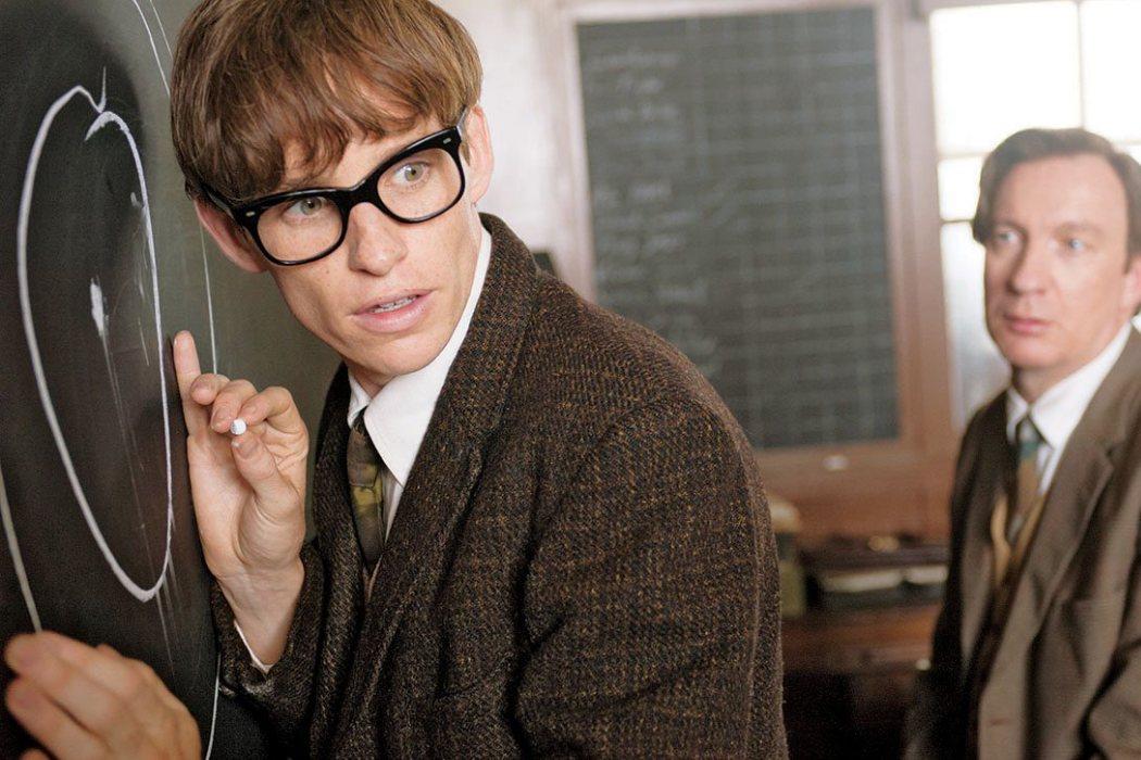 Eddie Redmayne - Stephen Hawking ('La teoría del todo')
