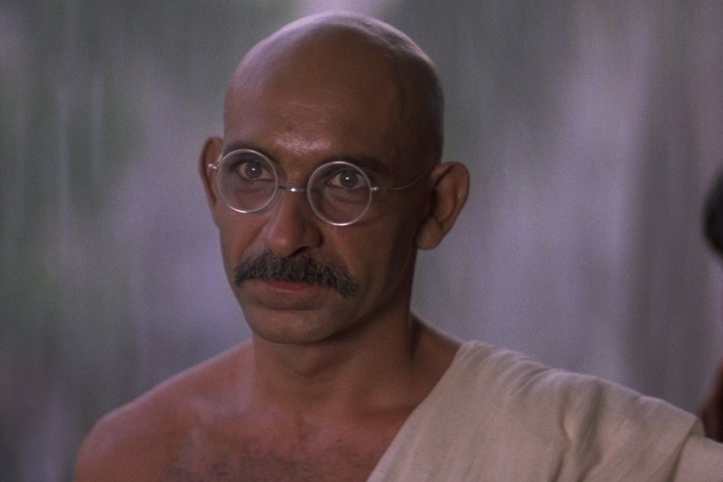 Ben Kingsley - Mahatma Gandhi ('Gandhi')