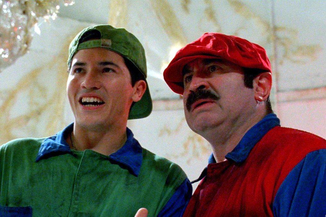 'Super Mario Bros' (1993)
