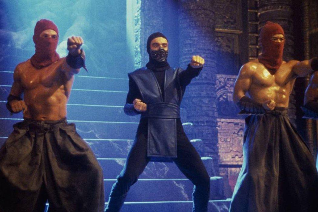 'Mortal Kombat' (1995)