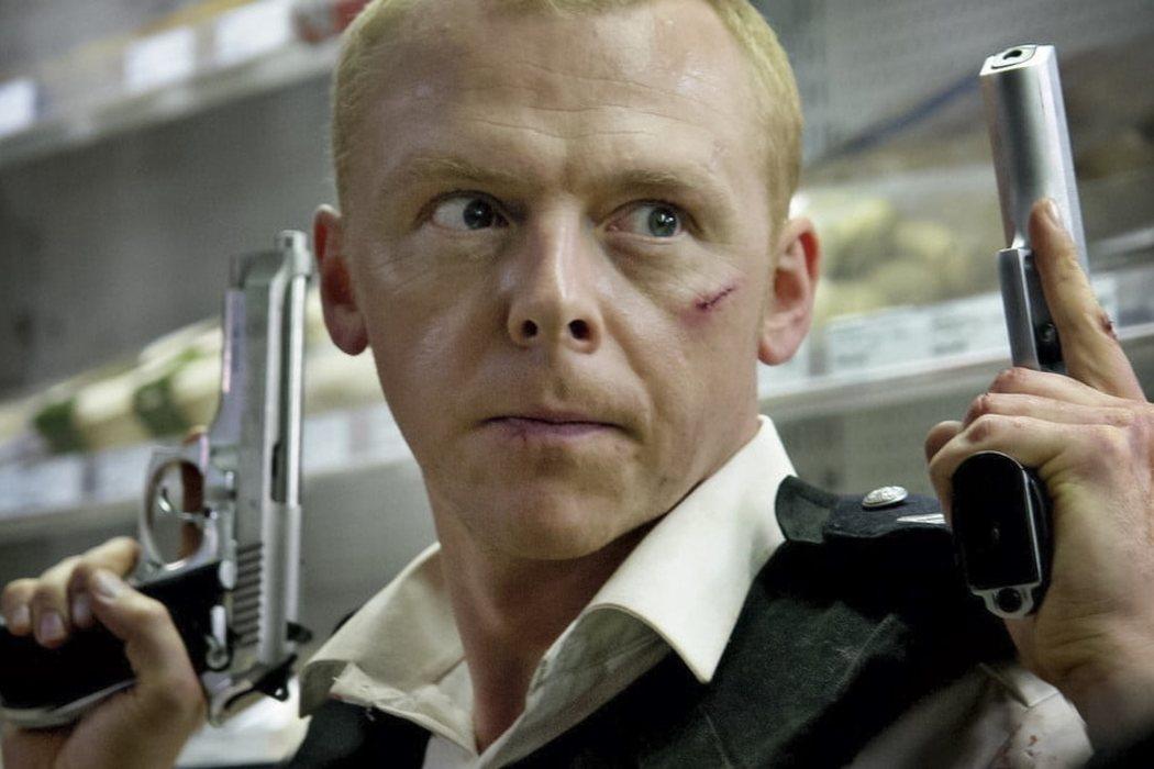 Nicholas Angel en 'Arma fatal'