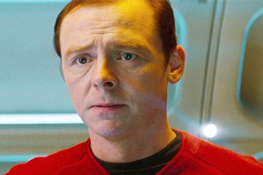 Scotty en 'Star Trek'