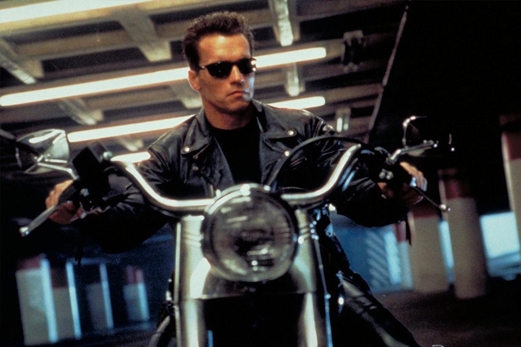 Terminator... de guardería