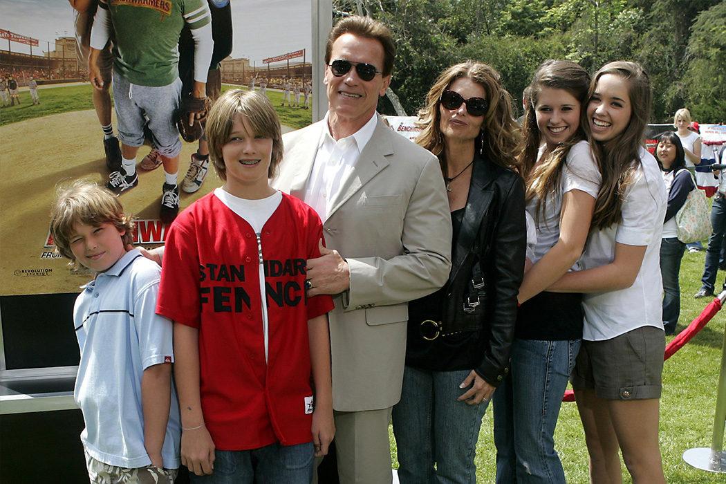 Papá Schwarzenegger