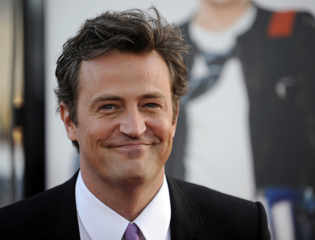 Matthew Perry ('Friends') ficha por 'The Kennedys - After Camelot'