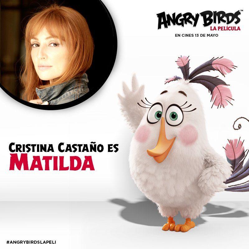 Cristina Castaño es Matilda