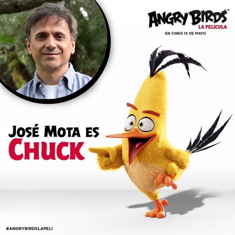 José Mota es Chuck
