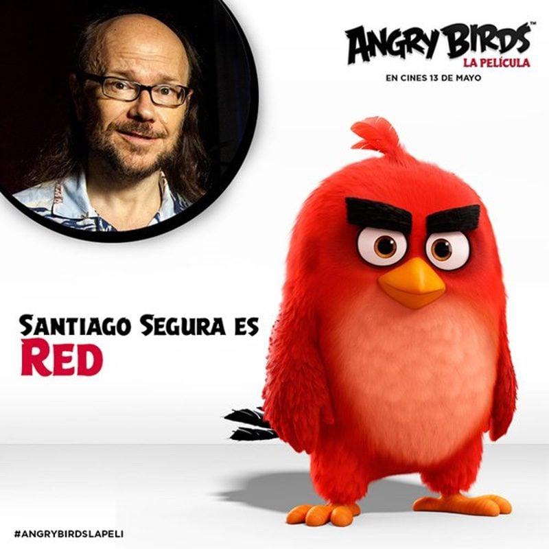 Santiago Segura es Red