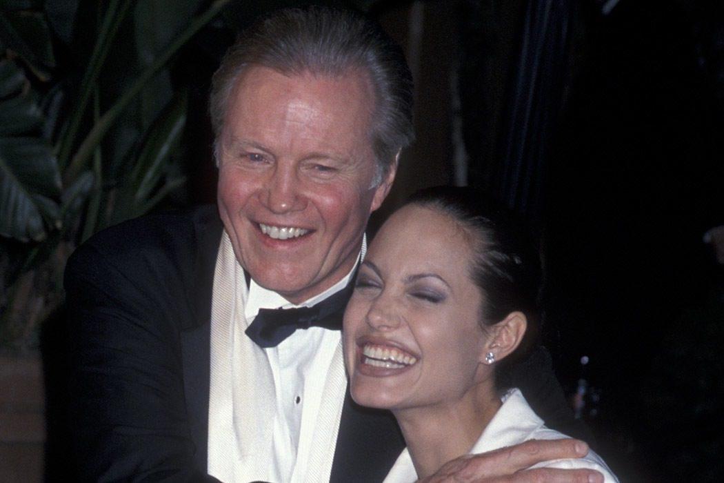 Angelina Jolie y John Voight