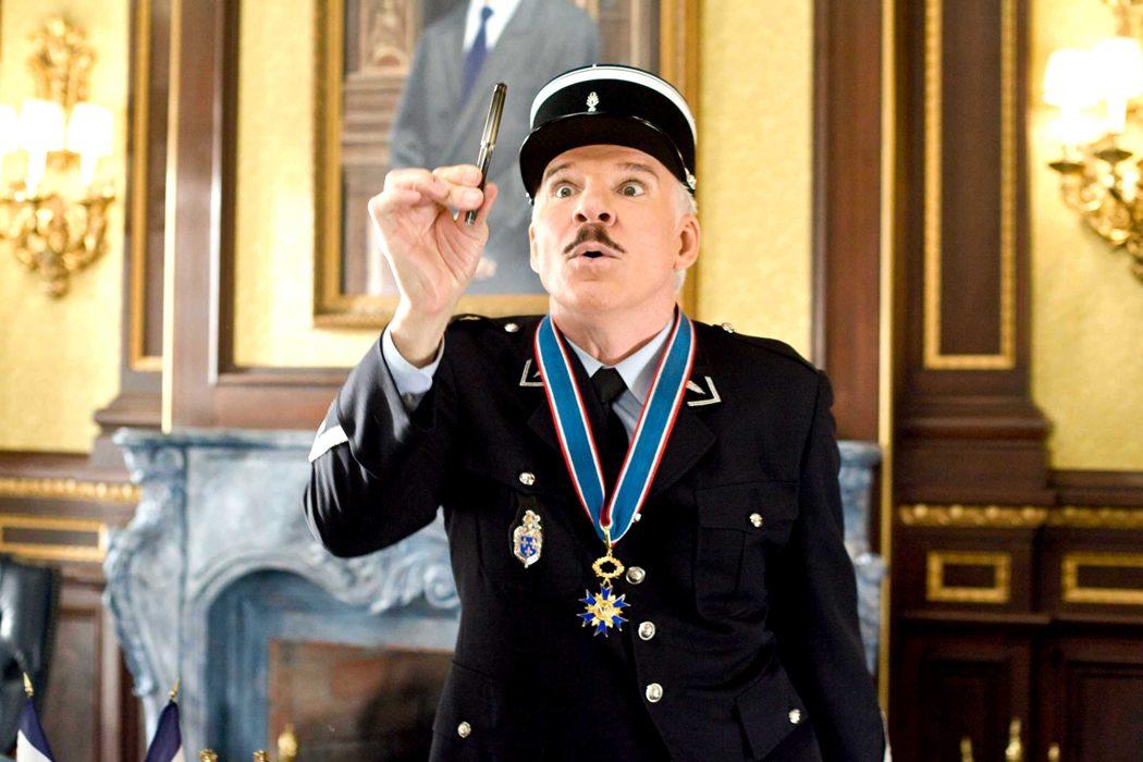 El inspector Clouseau de 'La Pantera Rosa'